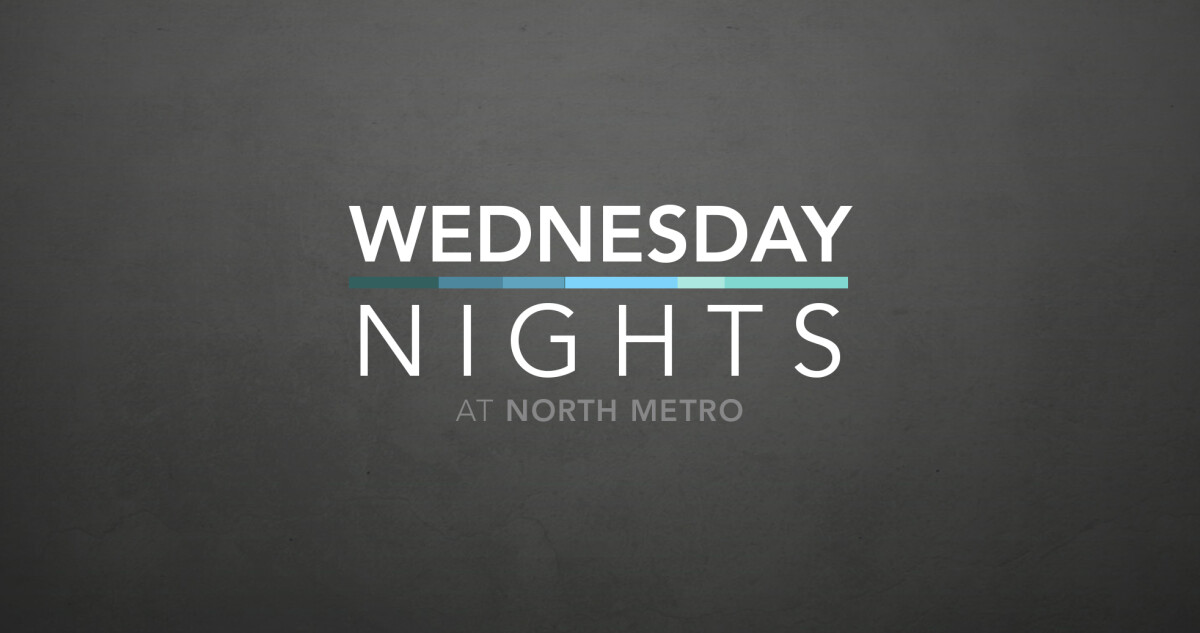 Wednesday Night Classes