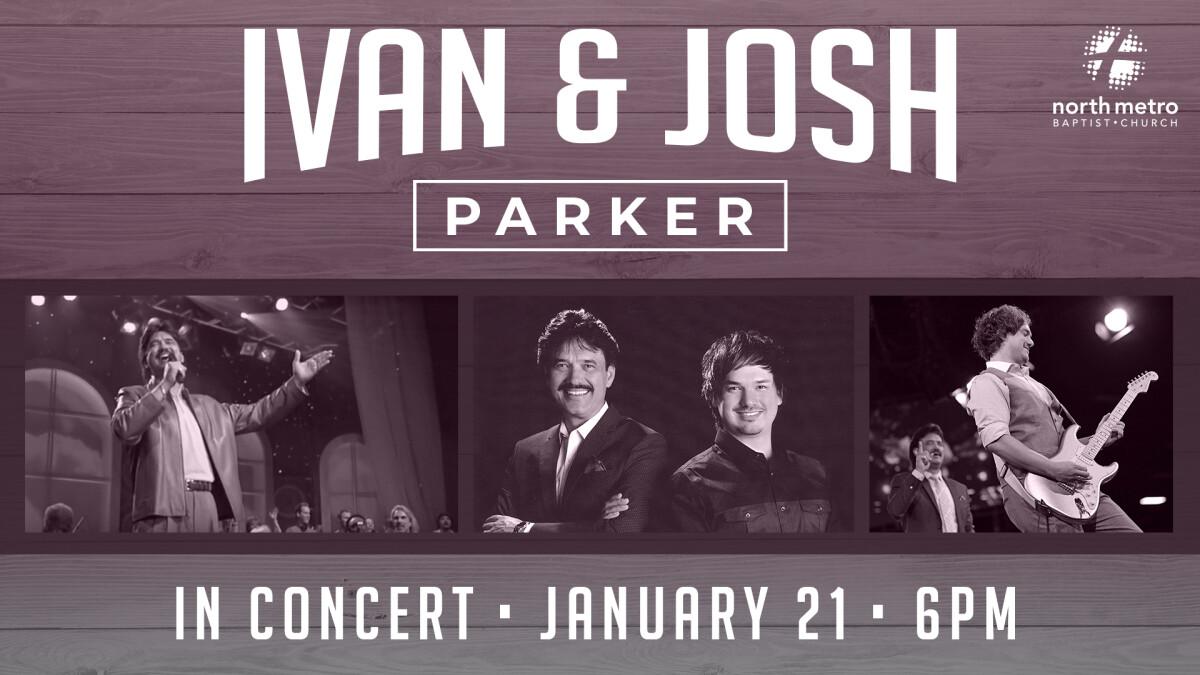 Ivan & Josh Parker Concert