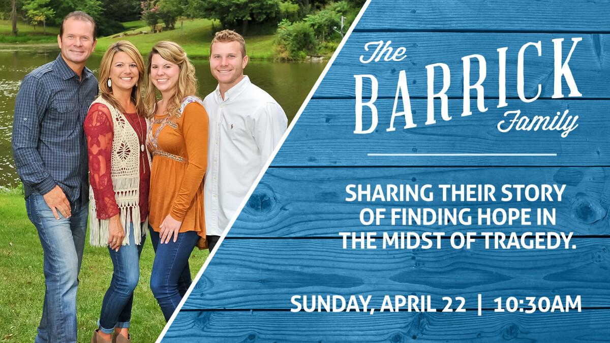 The Barrick Family