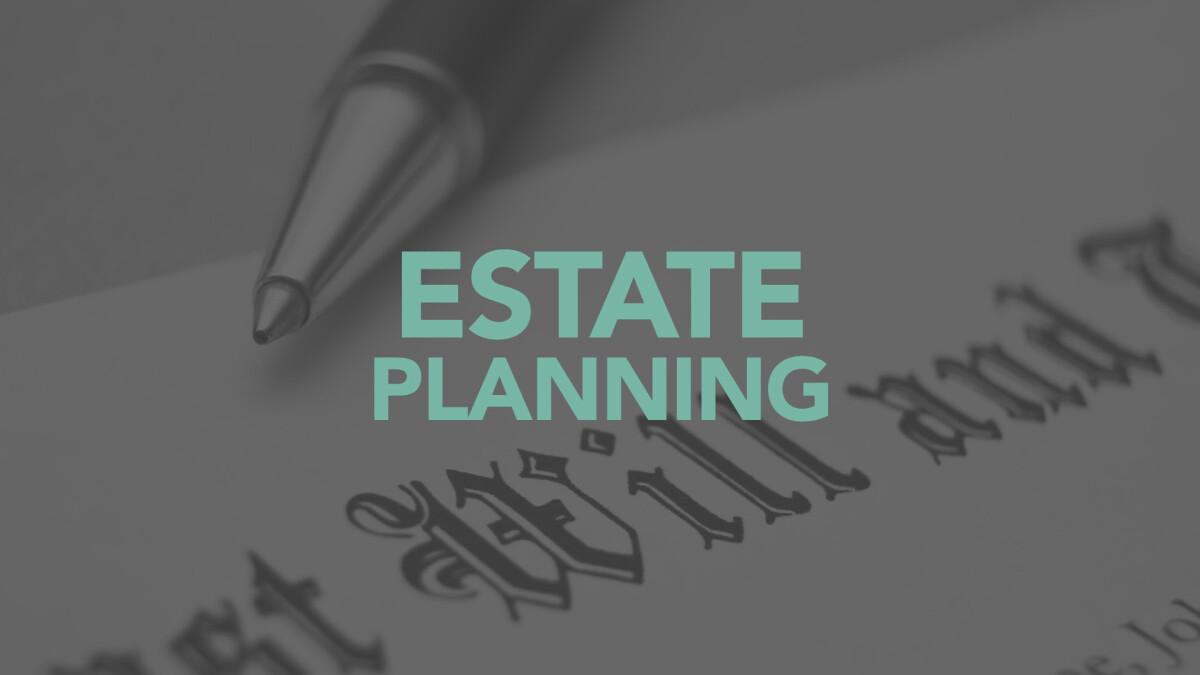 Estate Planning Event