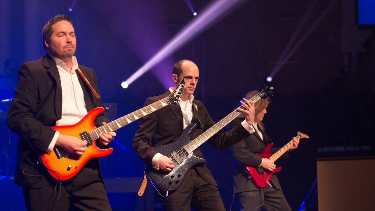 The Music of the Trans-Siberian Orchestra